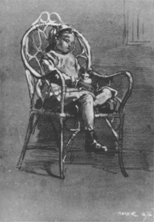 Child Seated in a Wicker Chair.jpg
